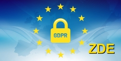 Informace ohledně GDPR